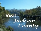Jackson County NC, in the heart of the Great Smokies