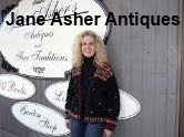 Jane Asher Antiques & Fine Traditions -located in downtown Hendersonville NC