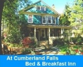 At Cumberland Falls Bed & Breakfast Inn, Asheville NC