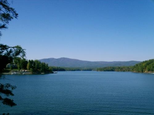 Lake james state park for Lake james fishing