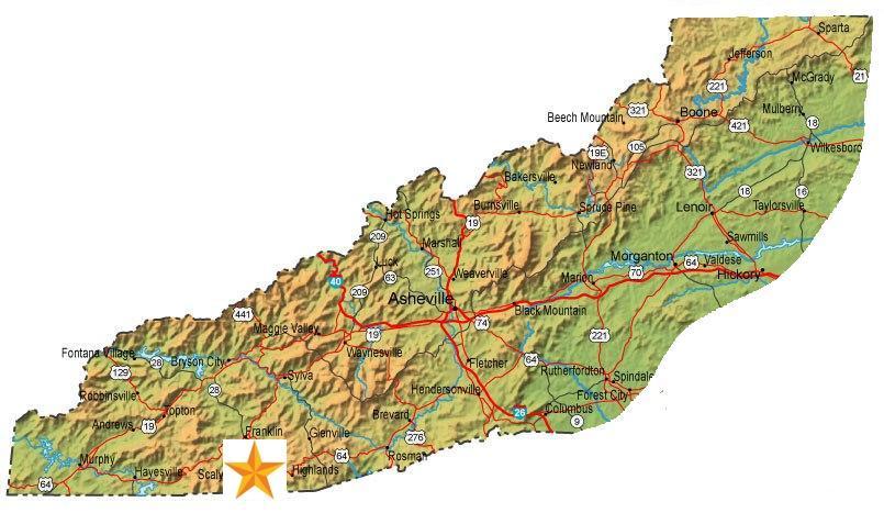 Franklin North Carolina